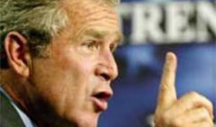 Буш: Трябват по-агресивни действия за овладяване на цената на петрола