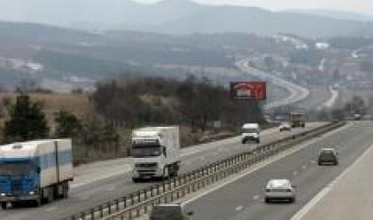 """Инспектират строителните работи по автомагистрала """"Марица"""""""