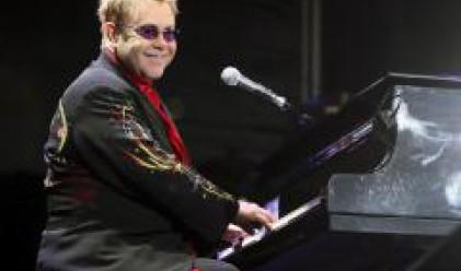 Елтън Джон ще получи 5.2 млн. долара за частен концерт