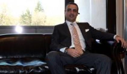 Димитър Бербатов е новото рекламно лице на Първа инвестиционна банка