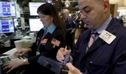 Индексът Dow Jones с най-голяма двудневна загуба от февруари насам
