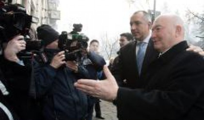 Лужков открива в София кръгла маса на предприемачите