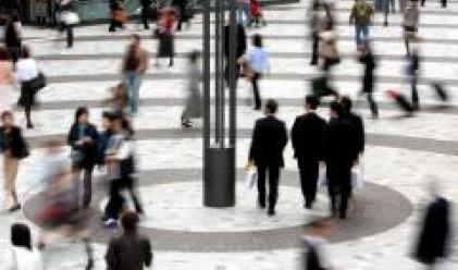 Заетите лица над 15 години са 3.29 млн. души