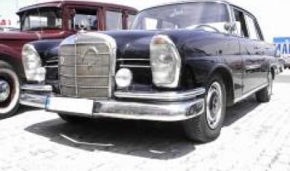 Ретро коли от преди половин век на парад у нас