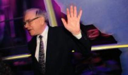 """Бъфет пред """"Паис"""": Банките са виновни за кризата"""