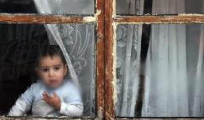 Amnesty: 20% от ромските деца в България никога не са ходили на училище