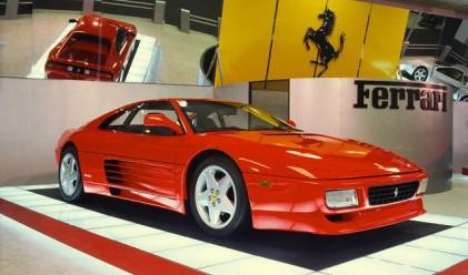 Всяко пето Ferrari в Китай се купува от жена