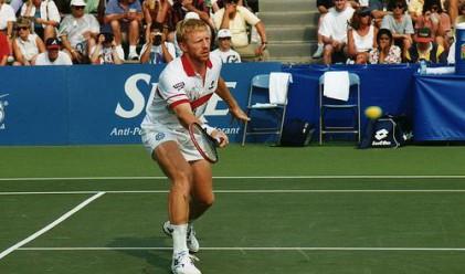 Борис Бекер ще играе тенис в България