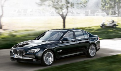 BMW излиза на печалба през първото тримесечие