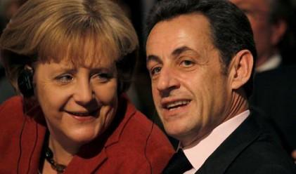Саркози и Меркел говорят за системна криза