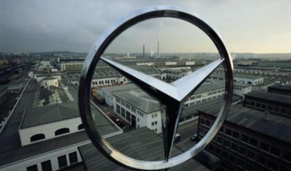 Продажбите на Mercedes-Benz с 15% ръст през април