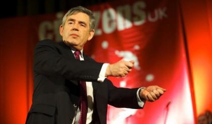Министър-председателят на Великобритания подаде оставка