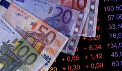 Еврото и европейските борси отново на червено