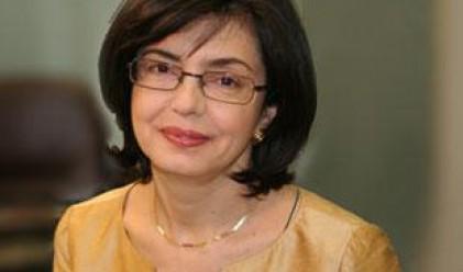 Меглена Кунева ще работи за BNP Paribas