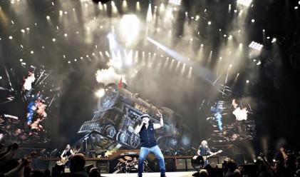 Данъчни на концерта на AC/DC