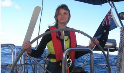 Австралийска тийнейджърка обиколи света сама с яхта