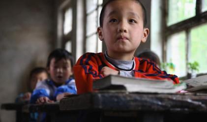 От замърсен въздух в Китай умират над 2 млн. деца ежегодно