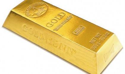 И златото регистрира понижение
