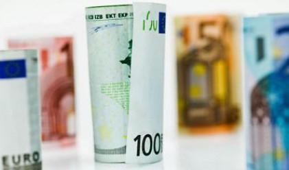 Еврото пада до ново 4-годишно дъно