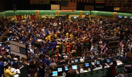 Dow Jones загуби над 1%