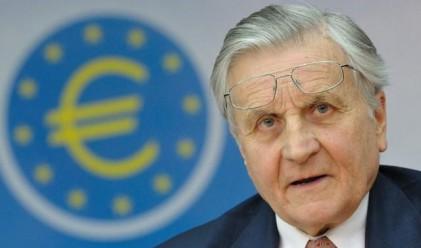 Жан-Клод Трише защищава еврото