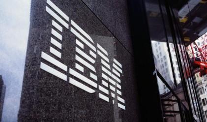 IBM купува подразделение на AT&T за 1.4 млрд. долара