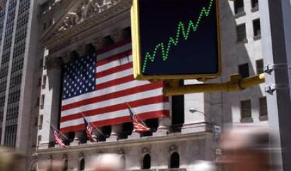 Dow Jones затвори под 10 000 пункта