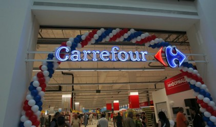 Carrefour Opens First Hypermarket in Varna