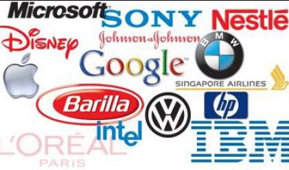 Най-уважаваните компании в света