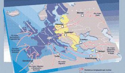 Къде отиват българите?