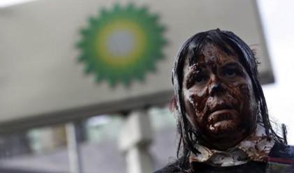 Не успяха да спрат петролния разлив