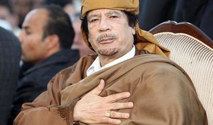 Най-малкият син на Кадафи убит при удар на НАТО