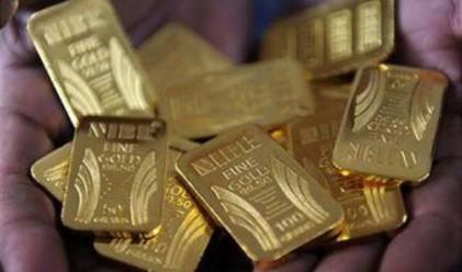 Банкомат пуска злато