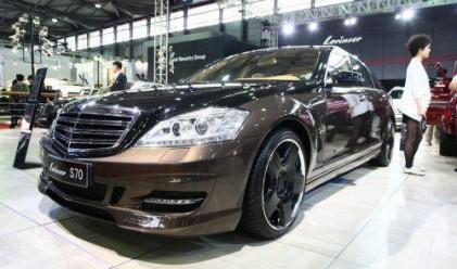 Поредна супер кола бе купена в Китай