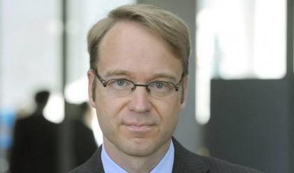 Германската централна банка от днес има нов президент