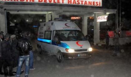 Седеметажна сграда се срути в Турция