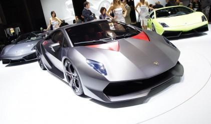 Lamborghini зa 2 млн. долара представиха в Париж
