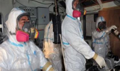 За първи път след аварията хора влязоха в АЕЦ Фукушима