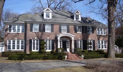 Къщата от филма Сам вкъщи се продава за 2.4 млн. долара
