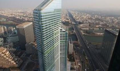 Франция откри най-високата си офис сграда