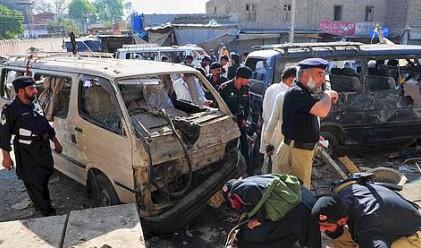 13 дни след смъртта на бин Ладен, талибаните отмъщават