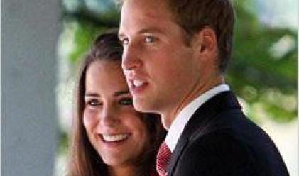 Всеки ден от медения месец на Уилям и Кейт =100 000 долара