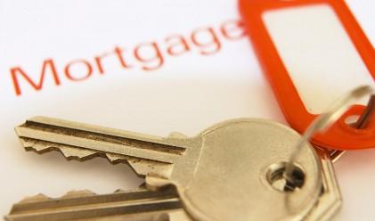 Ипотечното кредитиране излезе от кризата