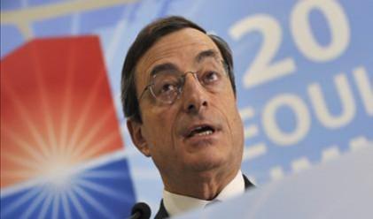Финансовите министри на ЕС подкрепиха Драги за шеф на ЕЦБ