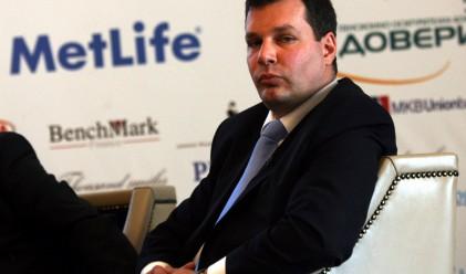 Е. Бенбасат: Банките са добър канал за животозастраховане