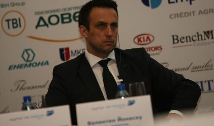 V. Ionescu: We Would Bid for the Bulgarian Stock Exchange