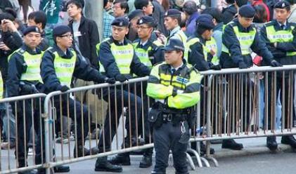 Държавите с най-големи полицейски сили