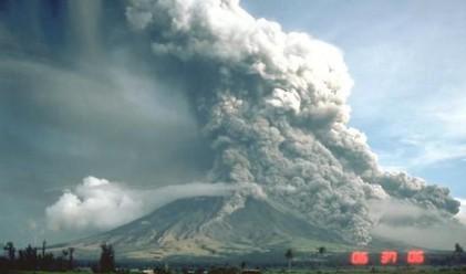 Вулканът може да доведе до отмяна на полети