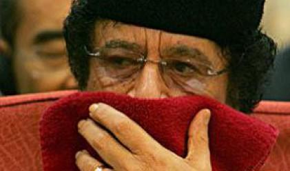 Кадафи се криел в болници