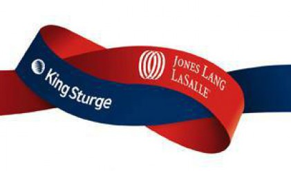 Jones Lang LaSalle обяви сливането си с King Sturge